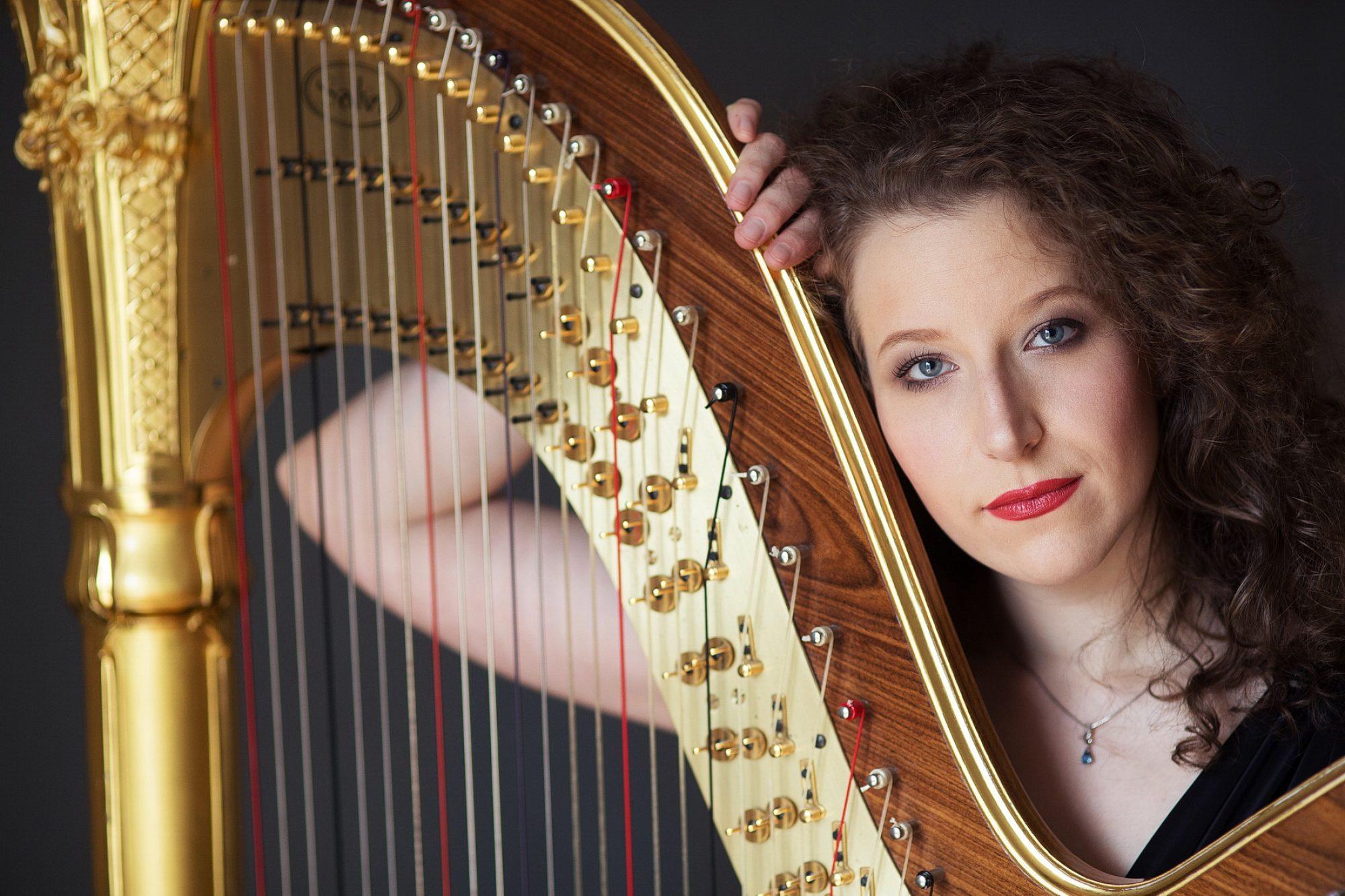 Your Event Harpist